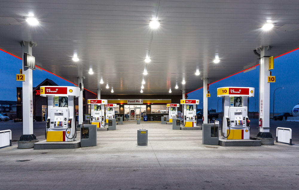 Shell Gas Station & Convenience Store – Three Way Builders